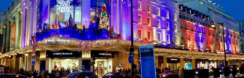 Les Grands Magasins : la tradition pour votre shopping de Noël