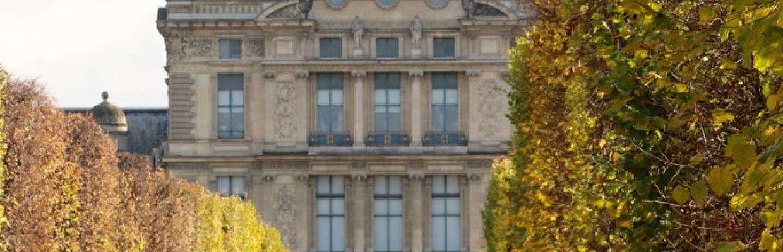 A hotel near the Jardin du Luxembourg