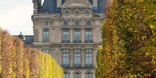 A hotel near the Jardin du Luxembourg